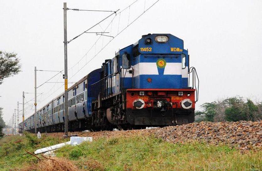 OMG: जयपुर से बयाना के बीच सालों से खाली दौड़ रही ये ट्रेन, नहीं पड़ी किसी की नजर