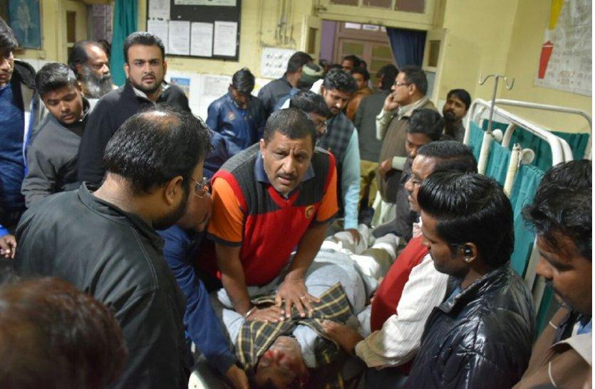 BREAKING: मध्यप्रदेश में बड़े भाजपा नेता की गोली मारकर हत्या, देखें VIDEO