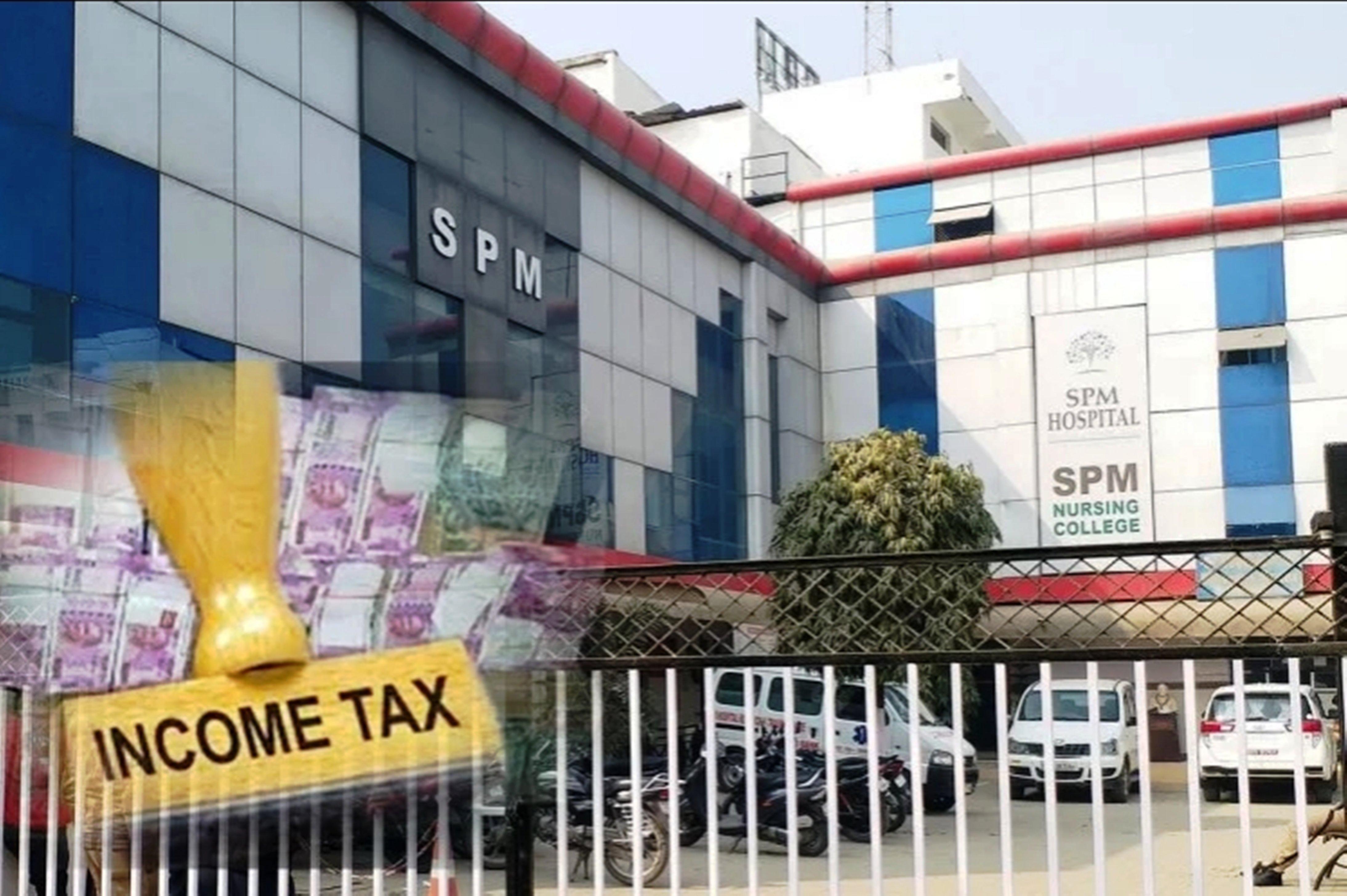 PM की नोटबंदी के जाल मे फंसे शर्मा जी, IT ने पकड़ी करोड़ों की टैक्स चोरी