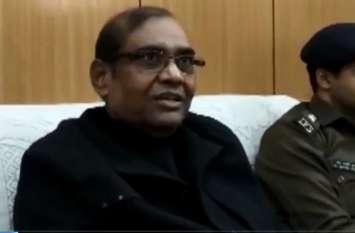 बृजलाल का बयान, एक-दूसरे को बचाने के लिए सपा-बसपा ने किया गठबंधन, देखें वीडियो