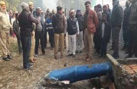 बाबा साहब की प्रतिमा के साथ दलित समाज के लोगों ने ही किया अपमानजनक व्यवहार, दर्ज हुआ मुकदमा