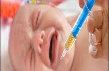 इंजेक्शन देने के बाद दो दिन की बच्ची की मौत