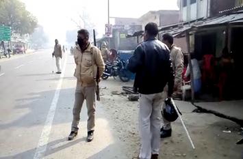 भीम आर्मी के बवाल के बाद जौनपुर में तनावपूर्ण शांति