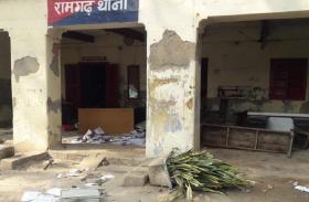 बिहार: दलित छात्रा से रेप के बाद हत्या, गुस्साई भीड़ ने थाने में लगाई आग