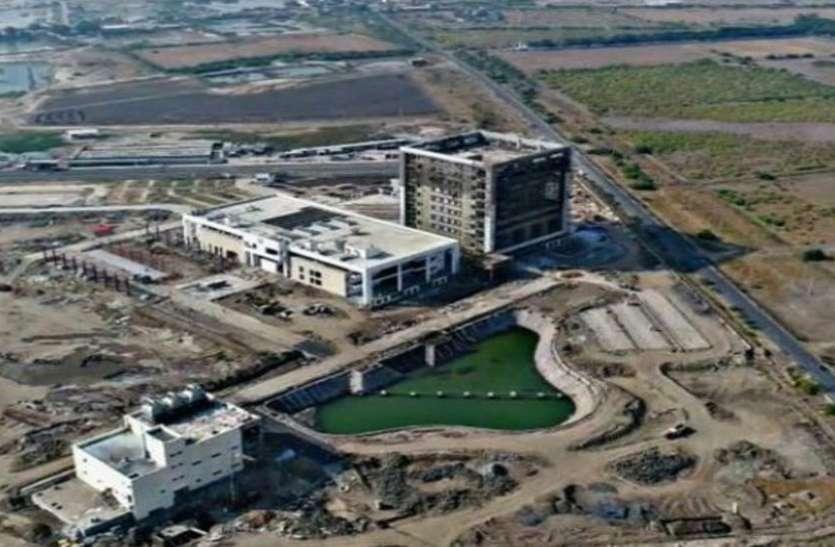 धोलेरा में ३ बिलियन डॉलर का निवेश करेगी चीन की स्टील कंपनी