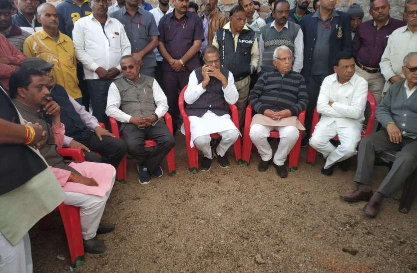 VIDEO STORY: भाजपा नेताओं का लगा जमावड़ा, हर आंख हो गईं नम
