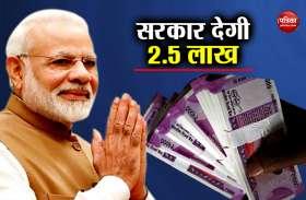 इस काम को शुरू करने पर सरकार आपको देगी 2.5 लाख रुपए, हर माह होगी मोटी कमार्इ
