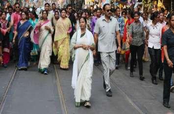 महारैली को लेकर राहुल गांधी ने लिखी ममता को चिट्ठी, कह दी बड़ी बात
