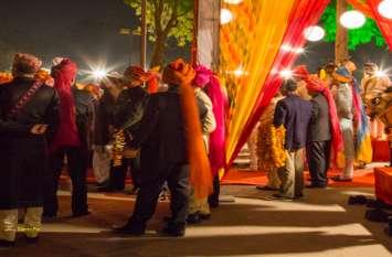 शादी समारोह से बीस लाख के जेवरात से भरा बैग पार, कार्यक्रम में मच गया हडक़ंप
