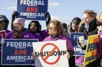 शटडाउन: दुनिया भर में अमरीका की छवि खराब हो रही, अब खाने के भी पड़े लाले !