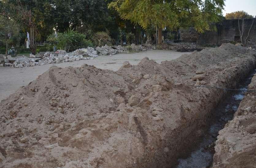 बड़ा होगा शहर का नेहरू पार्क