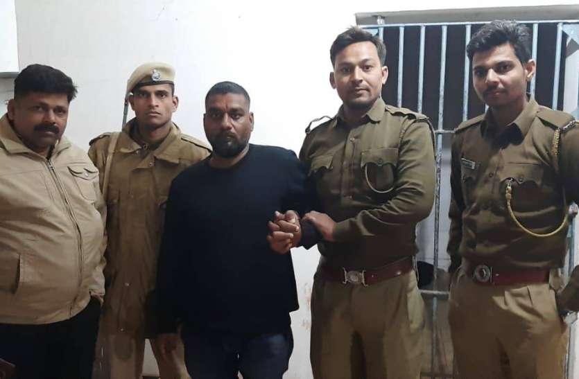 VIDEO: मंदसौर नगर पालिका अध्यक्ष बंधवार की हत्या का आरोपी प्रतापगढ़ से गिरफ्तार