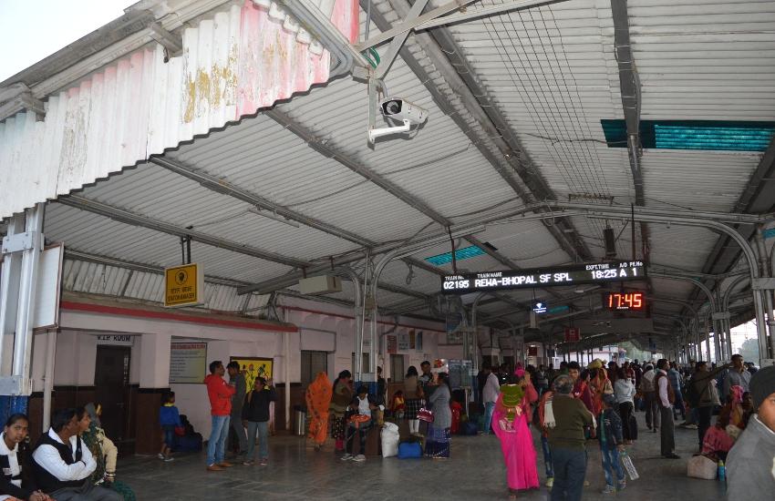 रेलवे स्टेशन पर यात्रियों की सुरक्षा को खतरा बने कारकों को नहीं किया जा सका दूर