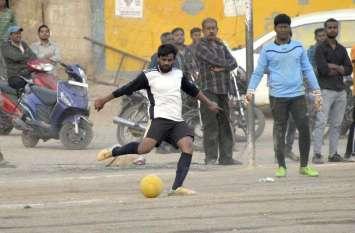 Photo Gallery :- स्वर्गीय अमित सिंह ठाकुर मेमोरियल फुटबॉल प्रतियोगिता का हुआ समापन