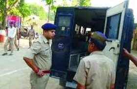 जीआरपी पुलिस ने चोरों की गैंग को बाइक सहित किया गिरफ्तार, करने जा रहे थे यह बड़ा काम