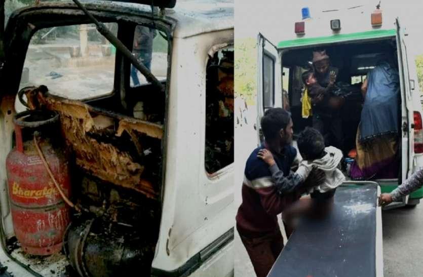 स्कूल वैन हादसा, 3 बच्चों की मौत के बाद पकड़ी गयी प्रिंसिपल कंचन देवी