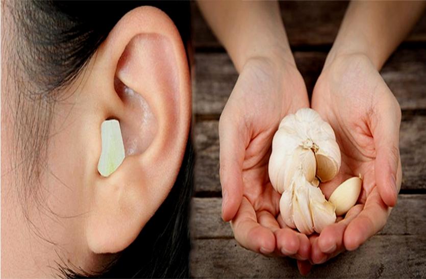 रात को सोने से पहले कान में रख लें लहसुन का टुकड़ा, फायदे कर देंगे हैरान