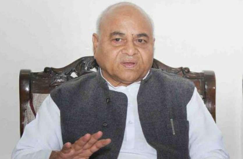आरआरएस वाले बम-ग्रैनेड बनाने की ट्रेनिंग देते थे, अब प्रदेश में करवा रहे हैं उत्पात: मंत्री गोविंद सिंह