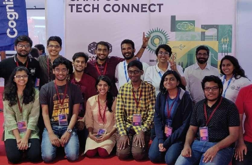 यूएस इंडिया कैम्पस टेक कनेक्ट का आयोजन