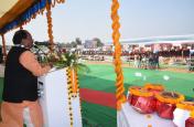 मुख्यमंत्री ने थपथपाई अपनी पीठ,बोले-14 वर्ष की तुलना 4 वर्ष के चतरा से करें