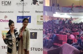 IIT BHU-अभय को मिस्टर और आयुषि को मिस काशीयात्रा का खिताब
