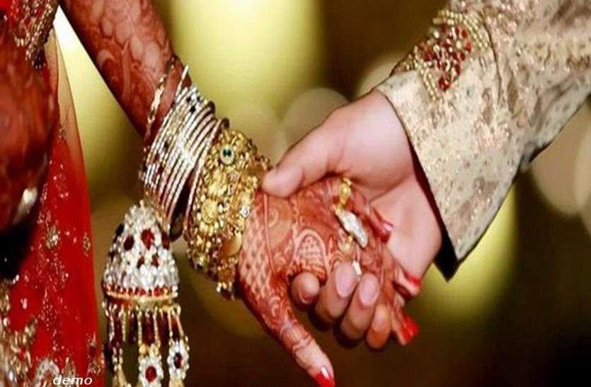 मंडप में बैठे थे दुल्हा-दुल्हन, फिर शादी में पहुंचे युवक ने कहा कुछ एेसा कि मच गया हंगामा, पुलिस की मौजूदगी में हुए फेरे