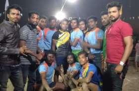 कौलीवाड़ा ने जीती कबड्डी प्रतियोगिता