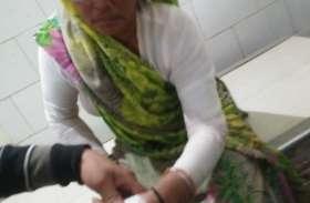 भाजपा महिला मोर्चा की मंडल अध्यक्ष के साथ घर में घुसकर मारपीट