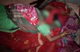 Big Breaking: गैर मर्द से संबंध गुजरा नागवार, कुल्हाड़ी से पत्नी की हत्या करके थाने पहुंचा पति