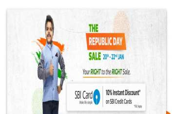 Flipkart Republic Day सेल शुरू, स्मार्टफोन्स के अलावा इन प्रोडक्ट्स पर मिल रहा जबरदस्त डिस्काउंट