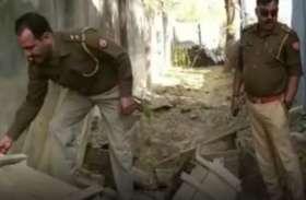 चौकीदारों को बंधक बनाकर बदमाशों ने 42 लाख रुपये के सरकारी उपकरण व सामग्री पर किया हाथ साफ