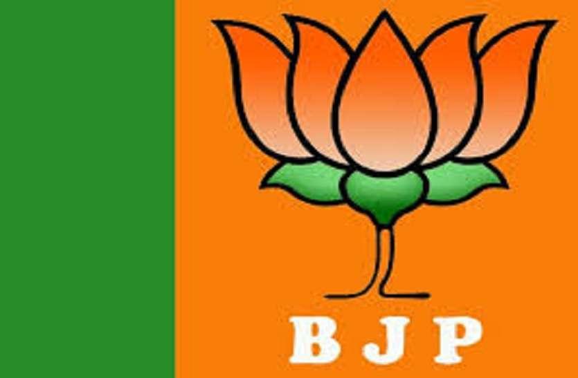 यूपी में भाजपा में फूट,इस नेता को हटाने के लिये एकजुट हुए भाजपाई
