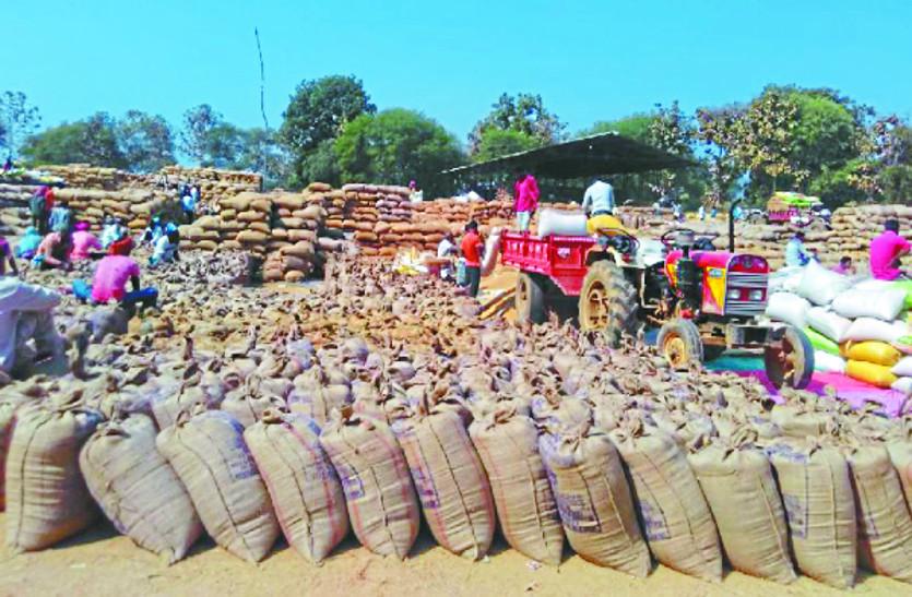 ओडिशा से धान की आवक को रोकने कोचियों पर नहीं हो रही निगरानी