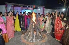 Videos:पंजाबी समाज ने मनाया लोहड़ी पर्व...