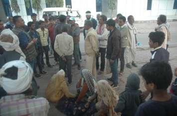 पिपरिया गांव में चली गोलियां, एक की हत्या और दो गंभीर घायल