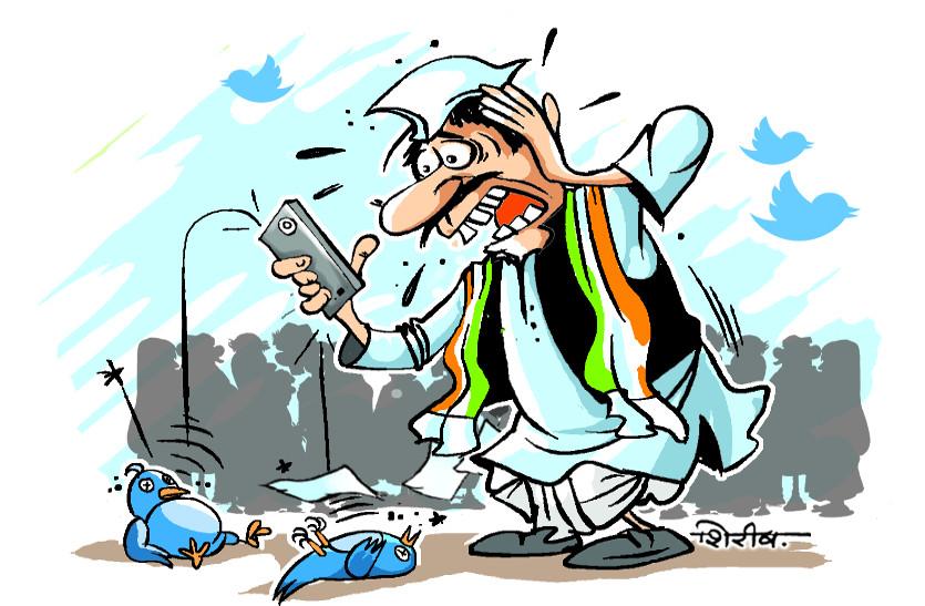 ट्विटर पर मध्यप्रदेश के खेल मंत्री पटवारी आगे, जानिए गृहमंत्री बच्चन क्यों हैं सबसे पीछे