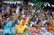 महिलाओं ने PM मोदी के खिलाफ खोला मोर्चा, बोली- सरकार हमें हमारा हक दें...