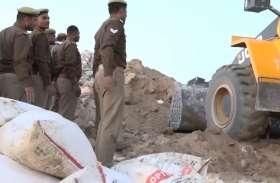 यहां से इतनी भारी मात्रा में बरामद हुआ विस्फोटक कि एक पहाड़ को भी कर दे चकनाचूर, देखें वीडियो