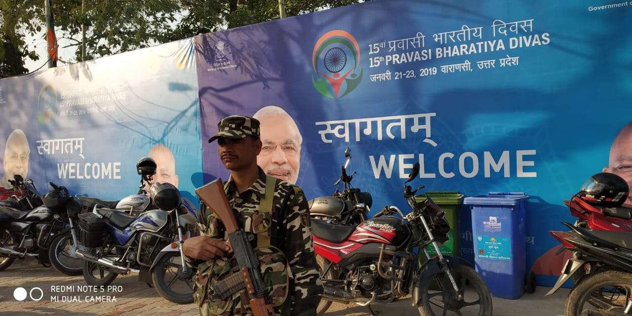 Kashi ready for pravasi bharatiya sammelan