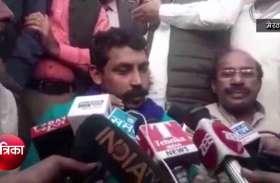 भीम आर्मी प्रमुख चंद्रशेखर ने ओबीसी के लिए किया ये ऐलान, भाजपा को बताया तानाशाहों की सरकार, देखें वीडियाे
