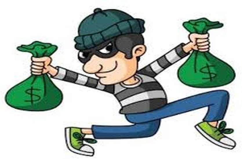 चोरी के बाद भी पुलिस के पास जाने से  कतरा रहे व्यापारी
