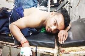10वीं के छात्र को दौड़ाकर चाकू मारे, तीन दिनों तक जमकर की लडक़े से मारपीट