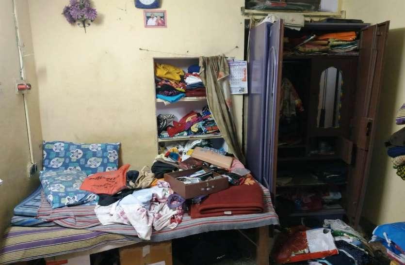 टोडाभीम में नहीं थम रही चोरी की वारदात, फिर चोरों ने की वारदात