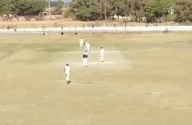 मेहमान टीमों का मुकाबला नहीं कर पाई श्योपुर की दो टीमें