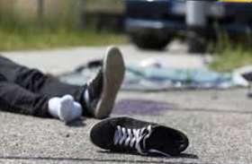 पहले बाइक को मारी टक्कर, जब किशोर सड़क पर गिरा तो पहियों से कुचलते हुए निकल गई बोलेरो, दर्दनाक मौत