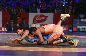 Pro Wrestling League : बजंरग ने दिलाई पंजाब को सीजन की पहली जीत