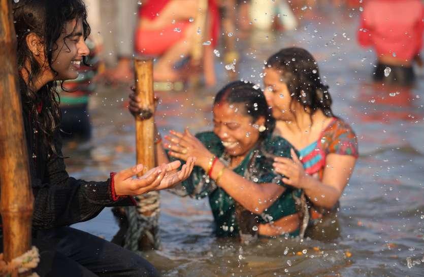 कुंभ में स्नान का लाभ उठाने के लिए प्रयागराज जाने की नहीं है जरूरत, घर बैठे ऐसा कर कमा सकते हैं पुण्य