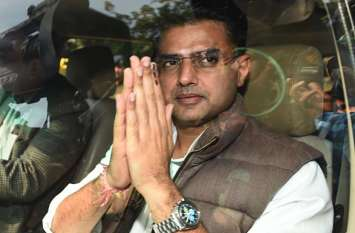 राजस्थान डिप्टी सीएम सचिन पायलट का राजनीतिक 'सफर', PCC चीफ के तौर पर आज पूरे हुए हैं पांच साल पूरे