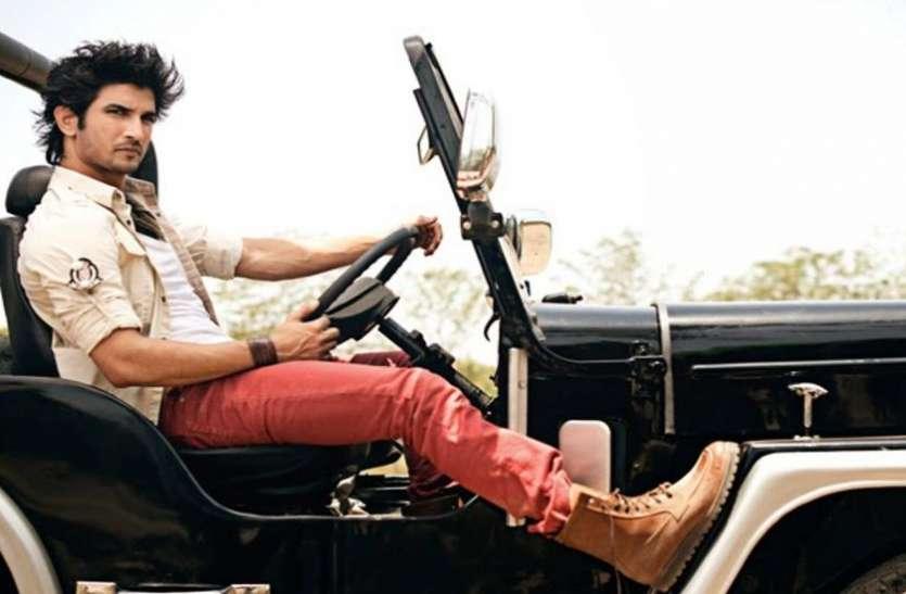 बैकग्राउंड डांसर से सुपरस्टार बने सुशांत सिंह राजपूत आज चलाते हैं ये शानदार CAR-BIKE