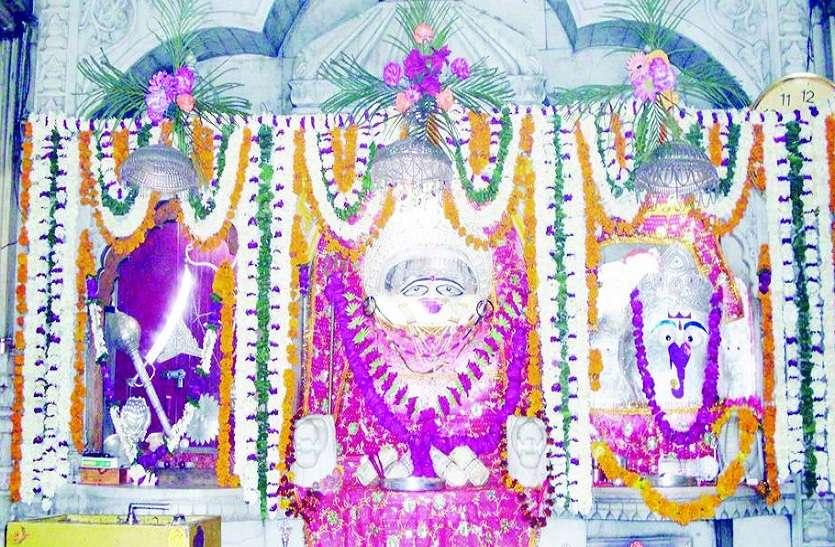 माता मेला आज से,श्रद्धालुओं से अटेगा मंदिर